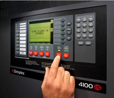 4100es火灾报警控制器